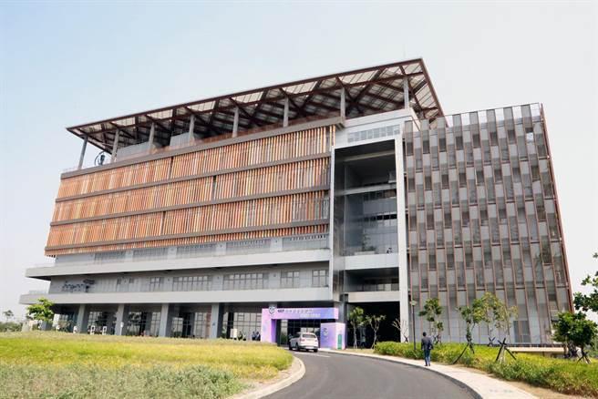 台南市沙崙綠能科學城即將成立數據中心,成為數據整合平台及監控中心。(市府提供/洪榮志台南傳真)