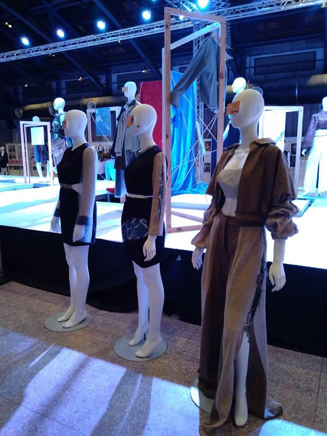玄奘大學時尚設計學系於5月7日至10日在台北松山文創園區舉辦106級畢業成果展