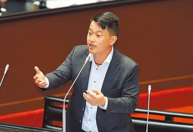 台灣基進立委 陳柏惟。(本報資料照片)