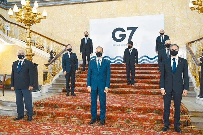七國集團(G7)外長日前發布了支持台灣以觀察員身分出席世界衛生大會(WHA)的公報,再度催化了台灣今年參加世界衛生大會的冀望。(圖/美聯社)