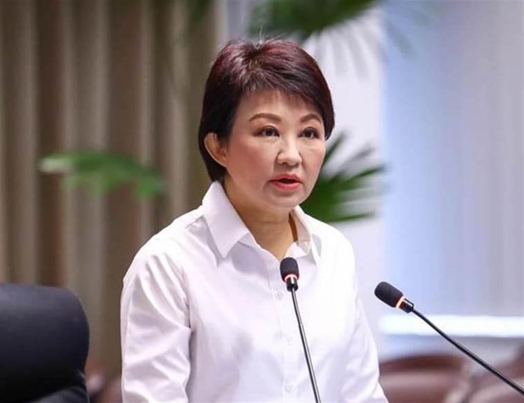 國民黨籍台中市市長盧秀燕。(圖/資料照片)
