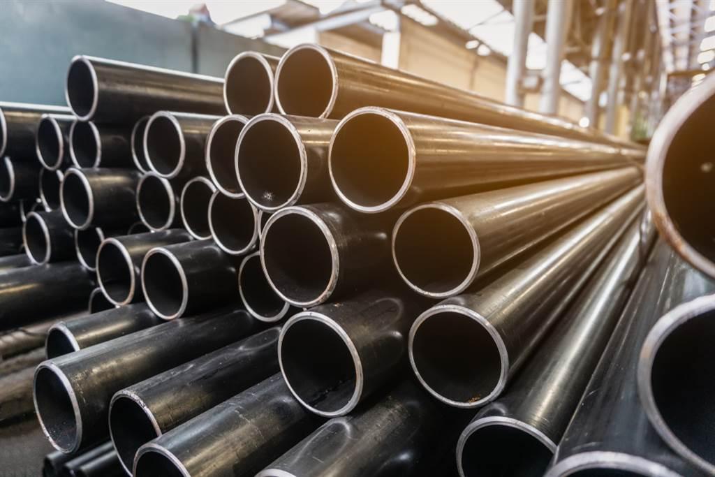 鋼價飆漲3倍,分析師提醒,小心鋼市正在醞釀泡沫。(示意圖/達志影像/shutterstock)
