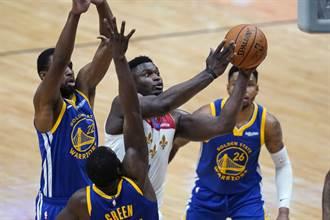 NBA》「他被合法獵殺」鵜鶘宣布錫安威廉森無限期傷兵