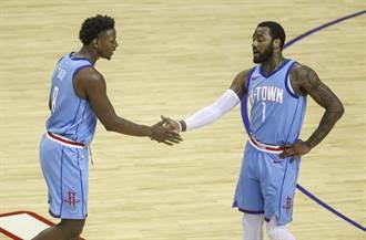 NBA》美媒爆火箭很難送走沃爾:垃圾合約不多了