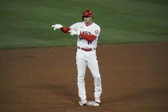 MLB》大谷、神鱒發威 天使打贏洛城內戰止敗