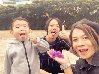 江美琪為節目與6歳兒分隔兩地 跨海收母親節卡片直呼感動