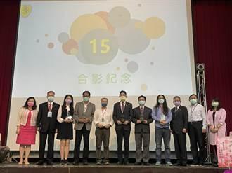 板橋高中歡度75屆校慶 台鐵局長杜微、調查局長呂文忠獲表揚傑出校友
