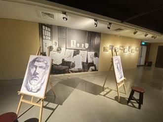 6前輩28件真跡 看台灣近代西洋美術史