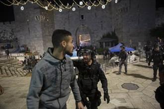 耶路撒冷清真寺衝突逾200傷 以色列面臨更多抗議