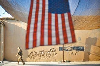 撤軍阿富汗 美增派轟炸機戰鬥機護航