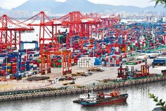 中國外貿總額 連11個月成長