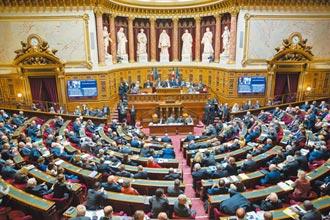 法參院無異議挺台參與國際組織