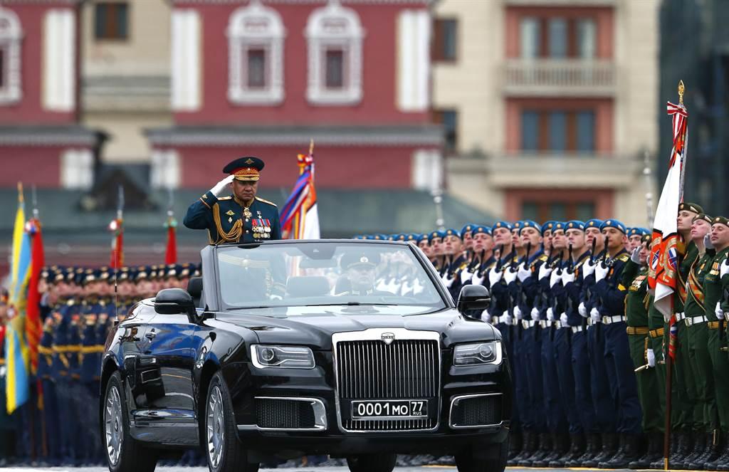 俄羅斯總統蒲亭今天預計將主持二次世界大戰勝利日愛國閱兵儀式。(圖/美聯社提供)