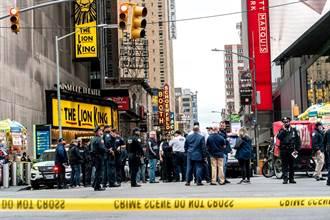 紐約時報廣場爆濫射 4歲童中彈3傷 槍手在逃
