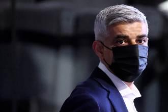 倫敦首位穆斯林市長 擊敗保守黨對手贏得連任