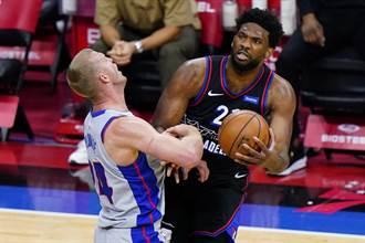 NBA》改口不想爭搶MVP了 恩比德:我要奪冠