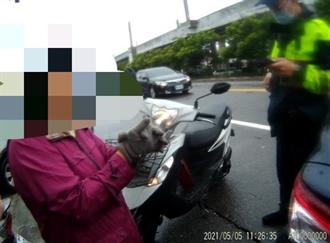 竹南分局母親節前夕助失智媽媽回家