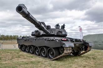 英國與萊茵金屬簽11億美元合約 打造「最猛戰車」