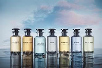 精品香氛Louis Vuitton揉合琥珀與茶 展現男人味