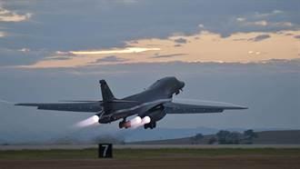 美國空軍B-1B轟炸機復飛 重返阿富汗