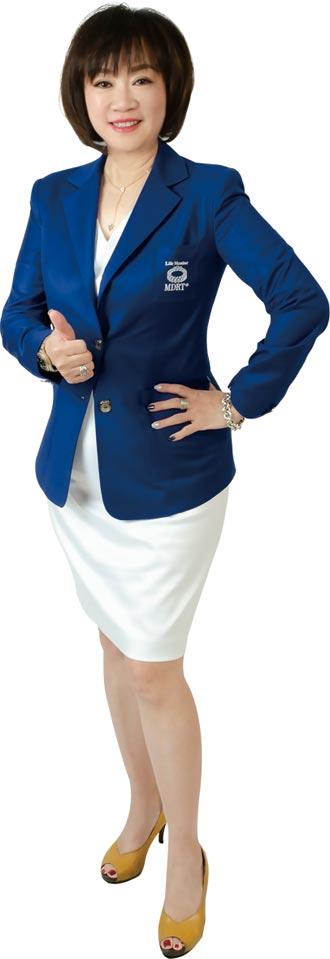 保險達人-鄒美玲成就保險企業家 從愛出發 數十年如一日