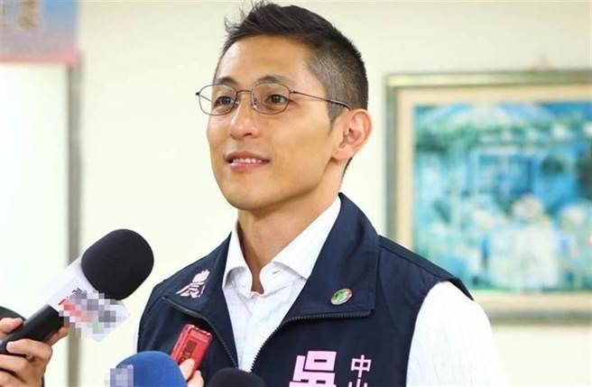 民進黨台北市黨部主委 吳怡農。(圖/本報資料照)