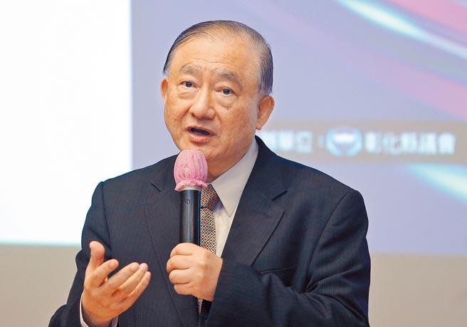 前經濟部長尹啟銘。(本報資料照片)
