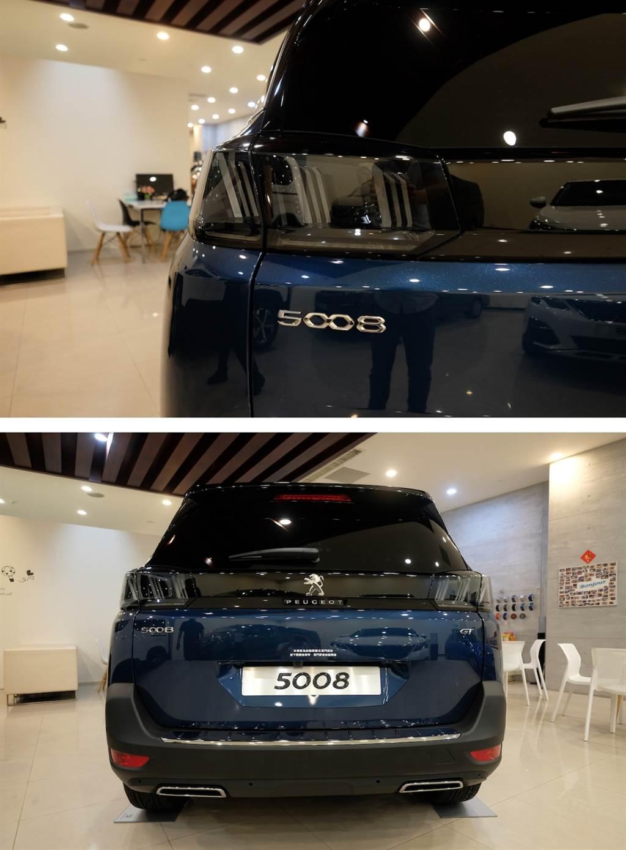 美型雙獅休旅,Peugeot 3008/5008 小改款實車進駐展間!