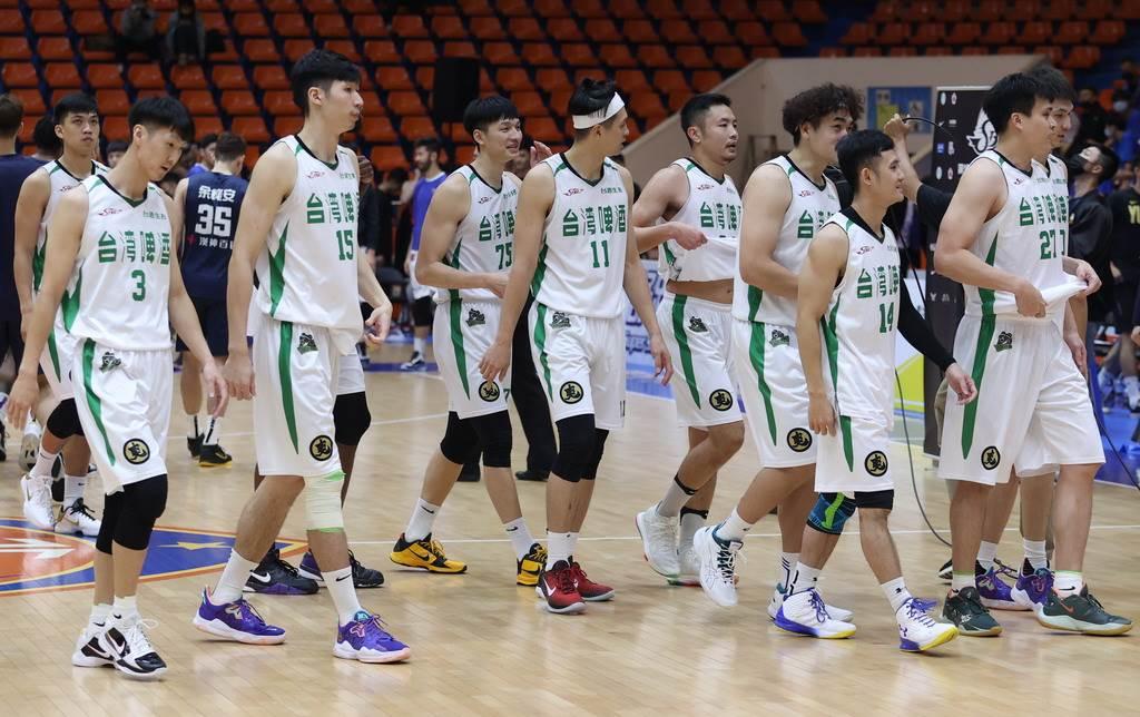 台啤是最先表態即將加盟全新職籃聯盟的球隊。(中華籃協提供)