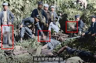 日本古書攤尋獲日軍侵台一張照片 徐宗懋:怵目驚心