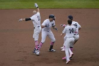 MLB》又是韓德送頭 洋基24小時連贏兩場