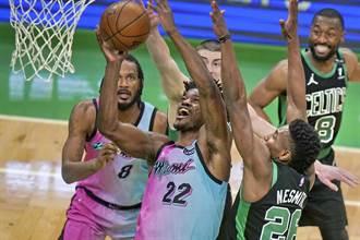 NBA》塞爾提克末節反撲無效 東區第7快不保