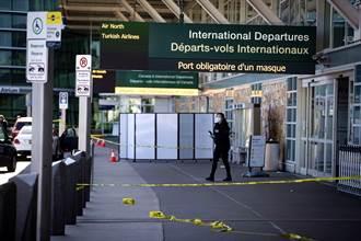 溫哥華國際機場爆槍擊釀1死 多名嫌犯在逃