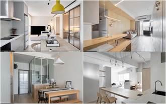5款從未想過的貼心餐廚空間設計!打造超乎想像且實用美觀的廚房設計!