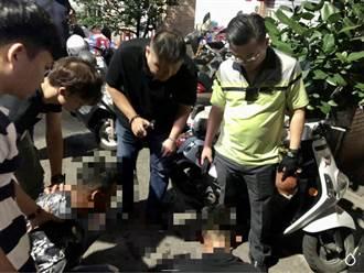 高雄男拒檢闖紅燈肇逃 警起獲41子彈順利逮人