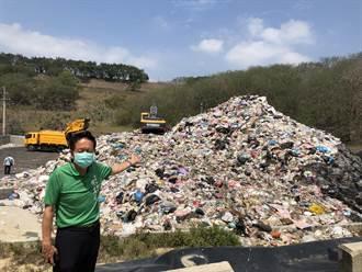 南屯垃圾轉運站飄惡臭 環保局:因應焚化爐歲修
