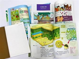 教科書困境 業者:課本售價不如空白筆記本