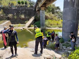 頭汴坑溪7歲男童溺斃相驗結果出爐 檢:雙腿無明顯抓痕