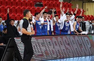 籃球》亞洲盃資格賽23人名單出爐 今天晧宇開訓