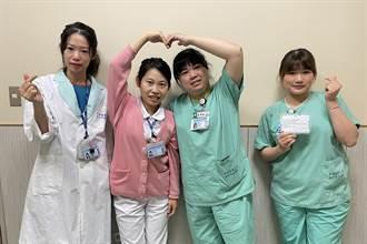 中醫大新竹附醫國際護師節 表揚優良護理師