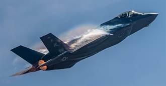 僅次F16戰機 F35成美空軍第二大機隊