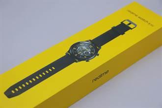 [體驗]realme watch S Pro粗獷中帶有質感 錶帶舒適度待提升