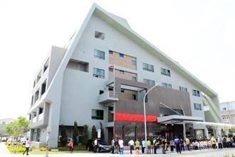 屏縣環保局搬新家 黃金級綠建築正式啟用