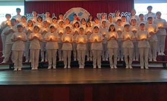 金門大學慶祝護師節 護生加冠、成黍邁向未來