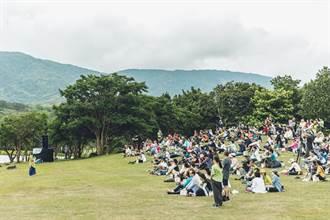 池上春耕野餐節坐在田野享受樂音 28、29日登場
