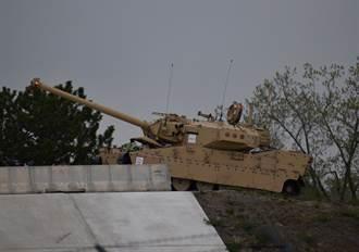 BAE輕型戰車原型開始測試 爭取美軍訂單