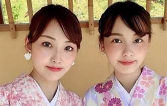 40歲日本單親媽美到誇張 同框19歲漂亮女兒根本姊妹