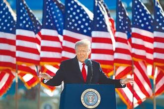關中新書談川普 破壞美國民主