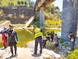 溪邊烤肉2死 頭汴坑溪居11危險水域之首 除溺水還有凶殺案