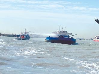 馬祖海巡救援船難 大陸漁船趁機越界